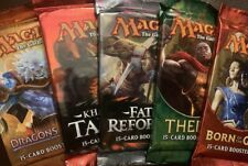 MTG Magic The Gathering Booster Packs Brand New Factory Sealed -Choose Your Set!