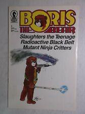 BORIS THE BEAR # 1 - 1986 DARK HORSE - VF 8.0