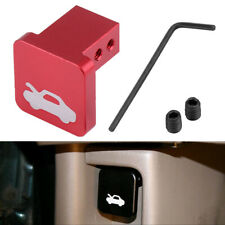 Set Of Hood Release Latch Handle Switch Repair Kit Fits for Honda CIVIC Red