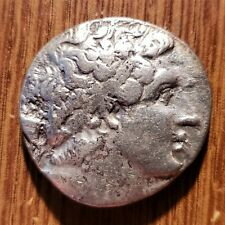 Ptolemy Viii Euergetes Ar Tetradrachm - Ancient Greek Coin