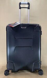 """Briggs & Riley Torq 27"""" Tech Black Medium 4-Wheeled Luggage QU127-SP"""