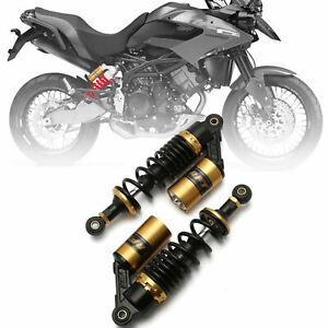 Pair 11'' 280mm Universal Motorrad ATV Hinten Luftstoßdämpfer Aufhängung Ersatz