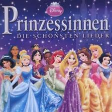 Die Schönsten Lieder - Deutsche Version von Disney Princess,Prinzessin (2012)