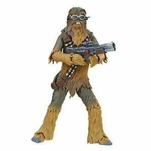 Star Wars Black Series 6 inches figures Chewbacca Han Solo painted action figur
