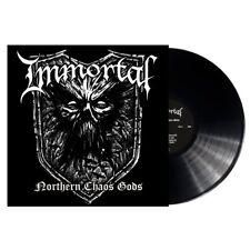 IMMORTAL - NORTHERN CHAOS GODS   VINYL LP NEW!
