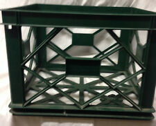 "ROGERS CRATE-A-FILE CRATE A FILE II GREEN RESIN LEGAL SIZE 13"" X 15 X 10.75 TALL"