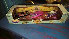 100% Hot Wheels 3 Piece Set - Cadillac Cars of the Hard Rock Cafe