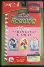 LeapStart LeapPad Learning  Aid- Prereading: Disney Princess Stories - Brand New