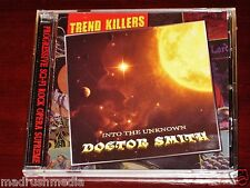 Doctor Smith: Into The Unknown CD 2014 Dr. Stormspell Records USA SSR-TK138 NEW