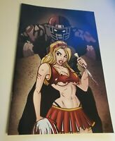 Zombies vs Cheerleaders Geektacular! #1 Cover D - Patrick Finch (Moonstone)