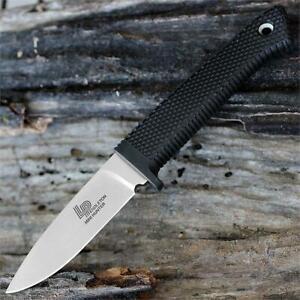 Cold Steel Pendleton Mini Hunter Fixed 3 Inch AUS10A  Plain Satin Blade