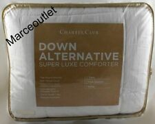 Charter Club Down Alternative Super Luxe Full / Queen Comforter