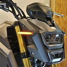 Honda Grom 2013 - Present Front Signals Led New Rage Cycles NRC race small