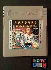 JUEGO NINTENDO GAME BOY CAESARS PALACE  // ADVANCE / COLOR