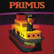 Primus TALES FROM THE PUNCHBOWL 180g REMASTERED Interscope NEW SEALED VINYL 2 LP