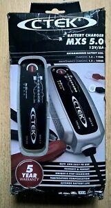 CTEK MXS 5.0 12V 5A  Battery Charger