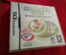 My Health Coach Manage Your Weight NINTENDO DS Game DSi 3DS 2DS XL GAME