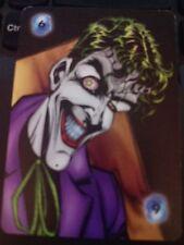 DC Overpower Intellect Level 6 Power Joker X2 NrMint-Mint Card