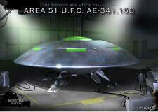 Area 51 U.F.O. Ae-341.15B Flying Saucer Model Kit Oop 18Sph02