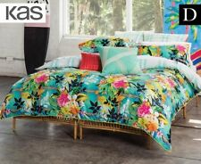 Floral Cotton Sateen Quilt Covers