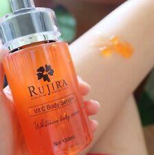 RUJIRA Vit C Original Pure Body Serum Whitening White Brighting Perfected 120ML