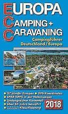 ECC - Europa Camping- + Caravaning-Führer 2018 (2018, Taschenbuch)
