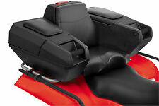 QuadBoss Traveler Trunk ATV Storage Cargo Box Luggage Passenger Rear Seat 157050
