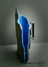 Glock 19 23 w/ XC1 Light Bearing Carbon Fiber Blue Kydex IWB holster Veteran