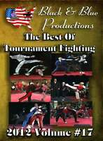 2012 Volume 17 Best of Fighting and Sparring Competition DVD 2 hrs long