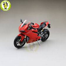 1/12 TSM Ducati 1299 PANIGALE Diecast Motorcycle Car Model Boys Girls Gifts