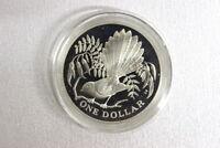 New Zealand 1 Dollar 1980 PP