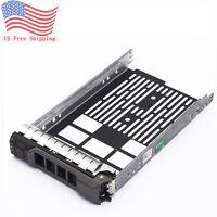 "F238F 0F238F Dell 3.5"" SAS Tray Caddy G302D For R720 R710 R420 R410 T710 0X968D"