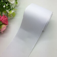 New 3yards 2Inch 50mm Monochrome Grosgrain Ribbon Hair Bow DIY Sewing U pick