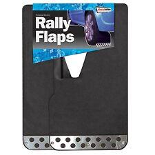 Car Performance Sport Race Rally Style Splash Protection Mudflap Mud Flaps BlacK
