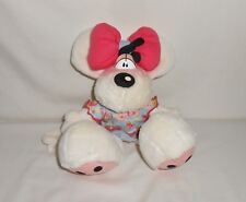 DIDDL Germany Thomas Goletz Plush Diddlina Mouse in Summer Outfit