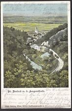 5635 St. Andrä vor dem Hagenthale Hagental Wördern 1902 - Bezirk Tulln