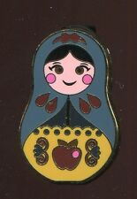 Nesting Dolls Mystery Snow White Disney Pin 101911