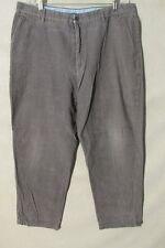 F1549 Club Room High Grade Gray Corduroy Pants Men's 39x29