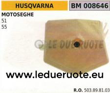 503898103 FILTRO ARIA COMPLETO MOTOSEGA HUSQVARNA 51 55