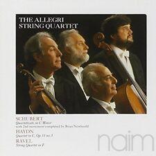 The Allegri String Quartet - Schubert Haydn Ravel String Quartets [CD]