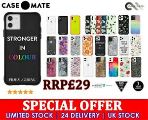 Case Mate & Tech21 Phone Case Cover For iPhone 7 8 X XR XS MAX 11 Pro 12 Pro Max