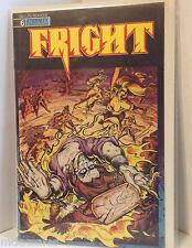 ETERNITY COMICS FRIGHT NO.6 1988
