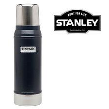 Neuf Stanley 0.47 L ballon bleu marine en acier inoxydable vide bouteille classique Thermos Chaud