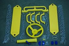 Swingset, Swing Kit,belt swing, handles,telescope playground accessories,playset