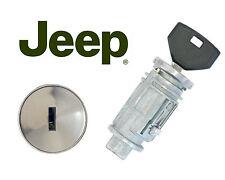 Jeep Grand Cherokee Liberty Wrangler Commander Ignition Lock Cylinder & 2 Keys