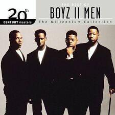20th Century Masters: The Best Of Boyz II Men, The Millennium Collection, Boyz I