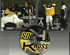 KRIS KROSS tonite's tha Night PROMO DJ CD Single 1990 USA tonights the 1990 USA