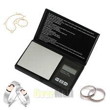 Pocket 100g x 0.01g Digital Jewelry Gold Gram Balance Weight Scale W/ Battery