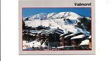 BF13095 valmorel  telesiege et piste de baudin  france  front/back image