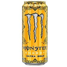 MONSTER ULTRA GOLD ENERGY DRINK 473ml